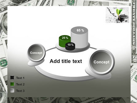 Sprout Of Money Tree PowerPoint Template Slide 16