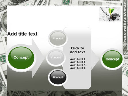 Sprout Of Money Tree PowerPoint Template Slide 17