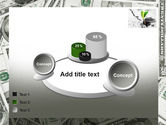 Sprout Of Money Tree PowerPoint Template#16