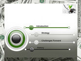 Sprout Of Money Tree PowerPoint Template#3