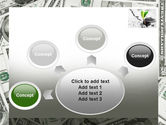 Sprout Of Money Tree PowerPoint Template#7