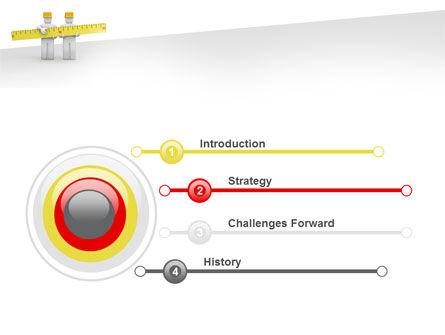 Measurements PowerPoint Template Slide 3