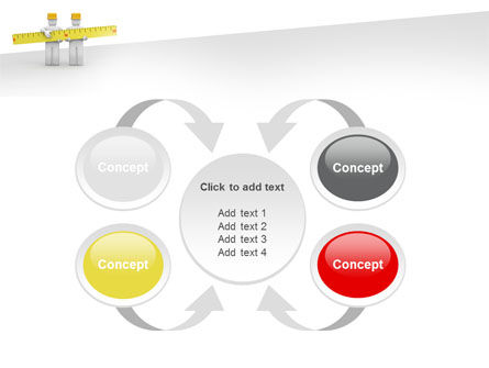 Measurements PowerPoint Template Slide 6