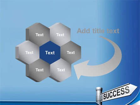 Way To Success PowerPoint Template Slide 11