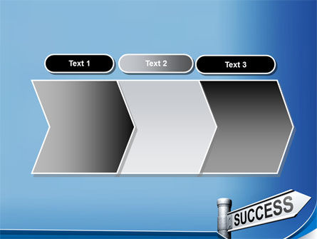 Way To Success PowerPoint Template Slide 16