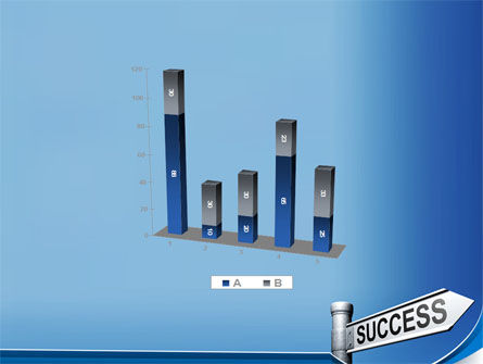 Way To Success PowerPoint Template Slide 17