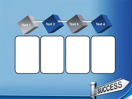 Way To Success PowerPoint Template Slide 18