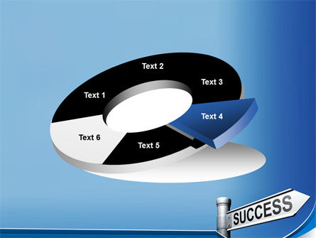 Way To Success PowerPoint Template Slide 19