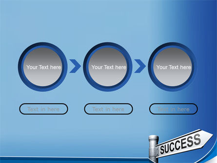 Way To Success PowerPoint Template Slide 5