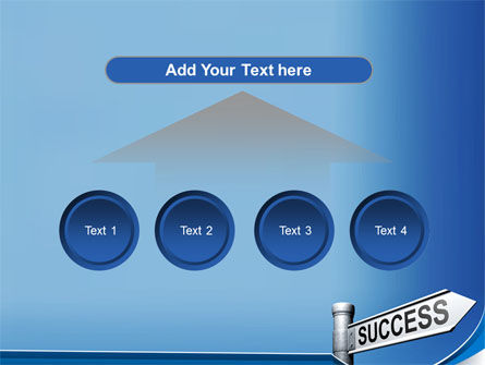Way To Success PowerPoint Template Slide 8