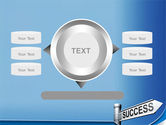 Way To Success PowerPoint Template#12