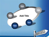 Way To Success PowerPoint Template#14