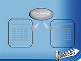 Way To Success PowerPoint Template#4