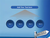 Way To Success PowerPoint Template#8