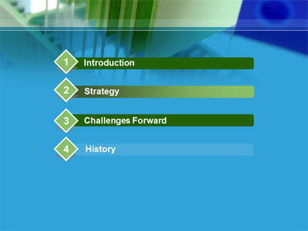 Glass Slides PowerPoint Template, Slide 3, 09754, Technology and Science — PoweredTemplate.com