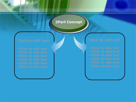 Glass Slides PowerPoint Template, Slide 4, 09754, Technology and Science — PoweredTemplate.com