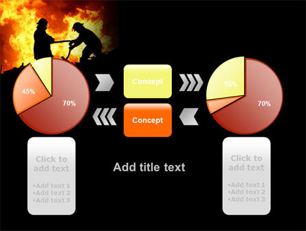 Firefighters PowerPoint Template Slide 16