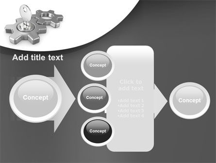 Key To Launch Process PowerPoint Template Slide 17