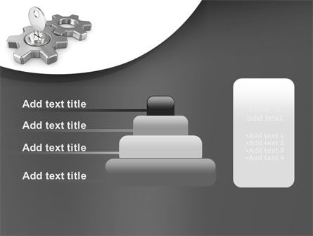 Key To Launch Process PowerPoint Template Slide 8