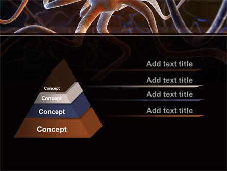 Neurocyte PowerPoint Template, Slide 4, 09759, Medical — PoweredTemplate.com