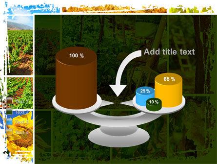 Farm Labor PowerPoint Template Slide 10