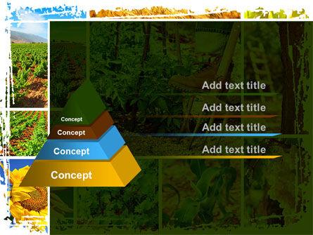 Farm Labor PowerPoint Template Slide 12