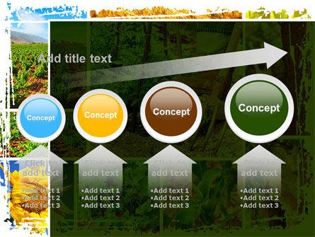 Farm Labor PowerPoint Template Slide 13