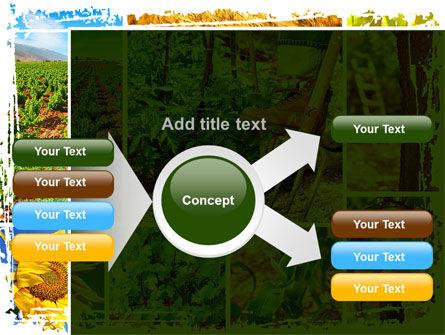 Farm Labor PowerPoint Template Slide 14