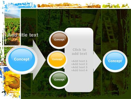 Farm Labor PowerPoint Template Slide 17