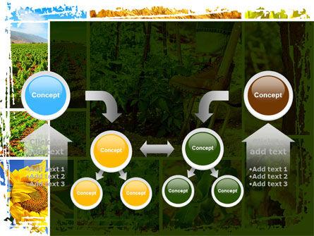 Farm Labor PowerPoint Template Slide 19