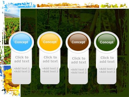 Farm Labor PowerPoint Template Slide 5