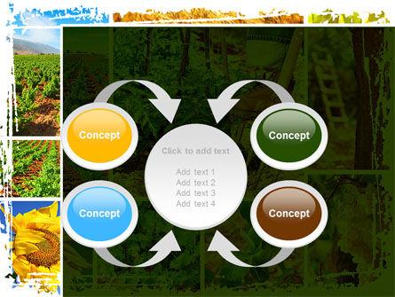 Farm Labor PowerPoint Template Slide 6