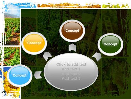 Farm Labor PowerPoint Template Slide 7