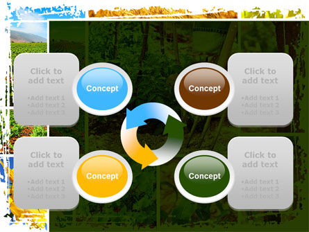 Farm Labor PowerPoint Template Slide 9