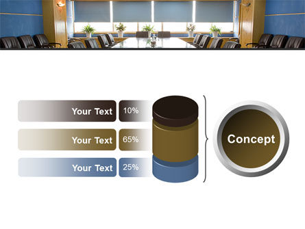 Corporate Conference Hall PowerPoint Template Slide 11