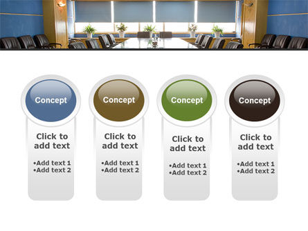 Corporate Conference Hall PowerPoint Template Slide 5