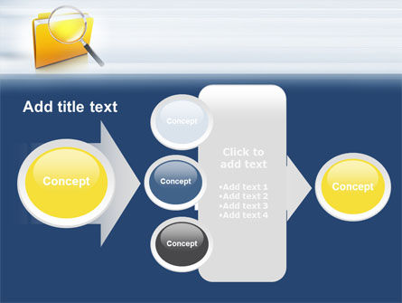 Searching Documents PowerPoint Template Slide 17