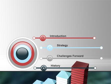 Bar Chart PowerPoint Template, Slide 3, 09775, Business Concepts — PoweredTemplate.com