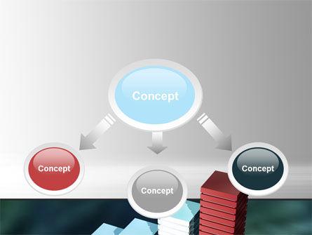 Bar Chart PowerPoint Template, Slide 4, 09775, Business Concepts — PoweredTemplate.com