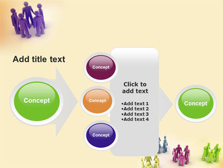 Communities Of Interest PowerPoint Template Slide 17