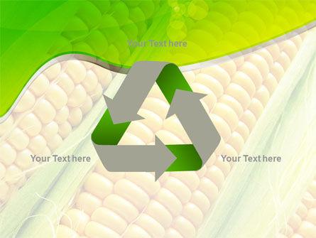 Ear Of Corn PowerPoint Template Slide 10