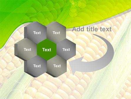 Ear Of Corn PowerPoint Template Slide 11