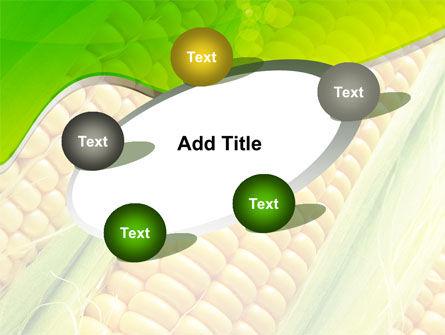 Ear Of Corn PowerPoint Template Slide 14