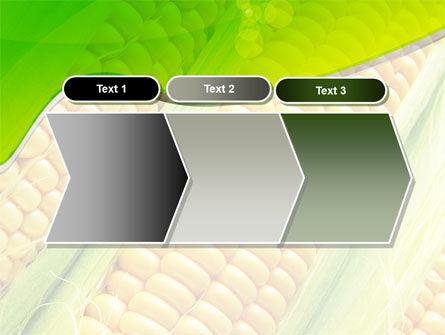 Ear Of Corn PowerPoint Template Slide 16