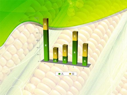 Ear Of Corn PowerPoint Template Slide 17