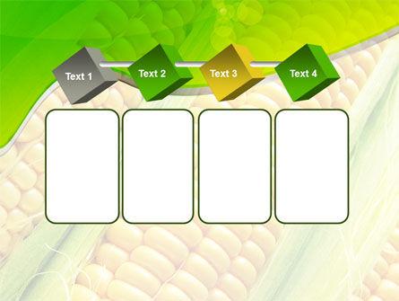 Ear Of Corn PowerPoint Template Slide 18