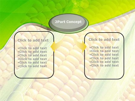 Ear Of Corn PowerPoint Template Slide 4