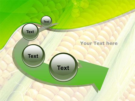 Ear Of Corn PowerPoint Template Slide 6
