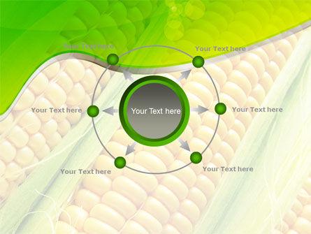 Ear Of Corn PowerPoint Template Slide 7