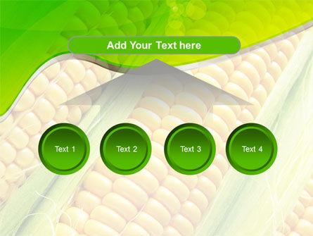 Ear Of Corn PowerPoint Template Slide 8